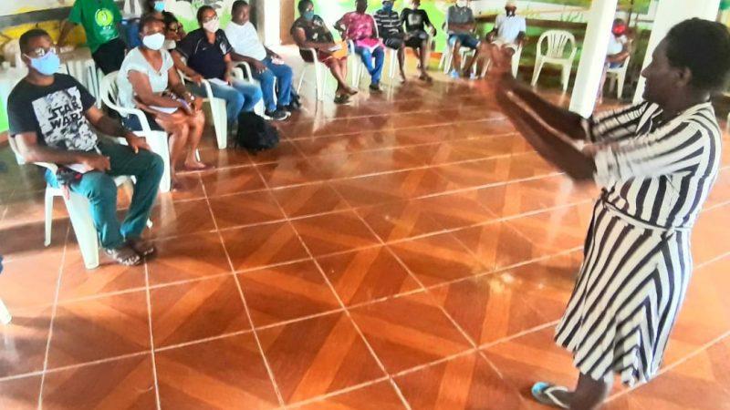 Prefeitura de Cururupu apoia importante reunião da comunidade quilombola no município