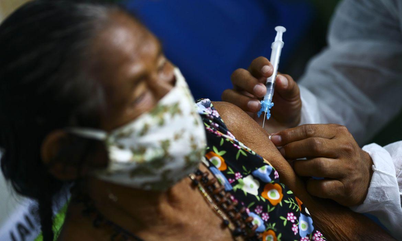 Nesta terça-feira (9), a Secretaria de Saúde de Cururupu inicia vacinação para idosos acima de 80 anos
