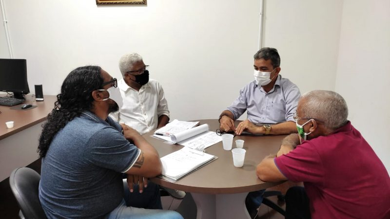 Parceria entre a Prefeitura de Cururupu e o ICMBIO destinará 1483 cestas básicas à famílias de 14 Ilhas